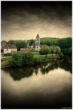 Saint Leon, France