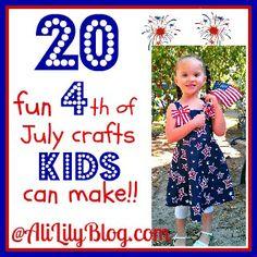 4th of july crafts july 4th crafts, juli craft, craft kids, july crafts, 4th of july, independence day crafts, independance day crafts, kid crafts, 4 kids