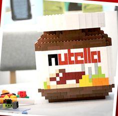 Lego nutella