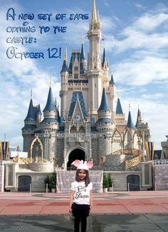 Our Disney pregnancy announcement