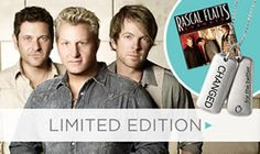 Rascal Flatts, Changed!
