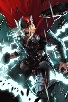I knew there was a reason Thursday is Ladies Night...Thank you god of thunder!