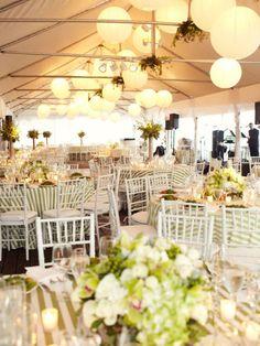 wedding receptions & decorations