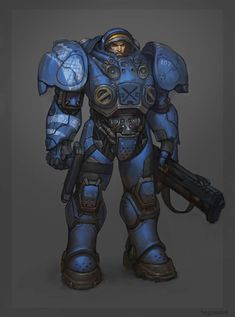 StarCraft: Marine