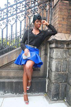 Joy Loves Fashion blogger Joy's go-to date-night look