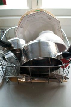 Dishwashing 101: helpful hints