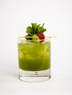 The Best Cocktails to Sip on St. Patrick's Day: Emerald Isle # ...