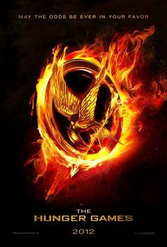 The Hunger Games. The Hunger Games. The Hunger Games.