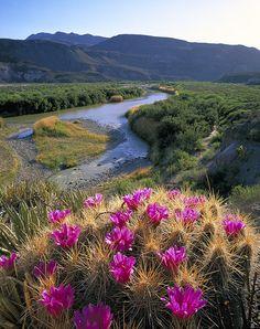 Rio Grande, Big Bend Ranch State Park, TX
