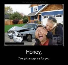 What A Surprise!