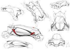 concept car sketch