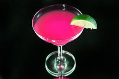 Pink Martini recipe the ultimate chick drink     2 oz (60 ml) Bacardi rum     1 oz (30 ml) raspberry liqueur     1 oz (30 ml) pineapple juice     1 oz (30 ml) cranberry juice     0.5 oz (15 ml) triple sec     Crushed ice