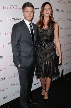 Celebs fete fashion at the 2010 Hollywood Style Awards