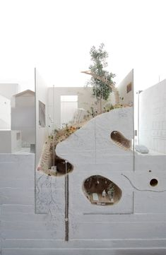 生物建築舎 ikimono Architects, Eats ground project, 2009. https://sites.google.com/site/ikimonokenchiku/home