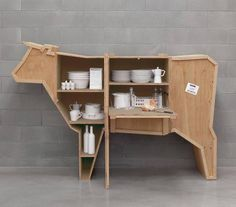 Animal Storage Cabinets – Out There Interiors
