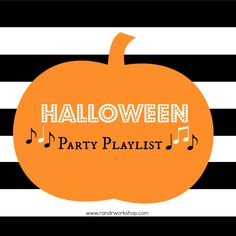 Halloween Party Playlist! 14 songs