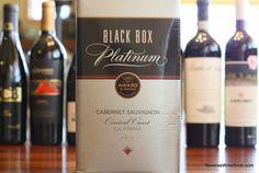 The Reverse Wine Snob: The Best Box Wines - Black Box Platinum Central Coast Cabernet Sauvignon 2012. The Evolution of the Black Box. http://www.reversewinesnob.com/2014/10/the-best-box-wines-black-box-platinum-cabernet-sauvignon.html #wine #winelover