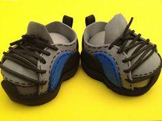 Rutty`s creations: Tutorial botas de montaña para fofucho