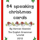 "this 23 pages product contains 84 speaking Christmas cards.most cards have a question that begins with ""Do you…""  Although most of the questions c..."