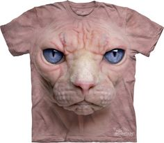 New creepy shirt win!