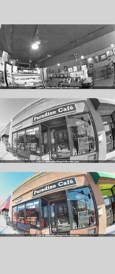 Paradise Cafe on 565 High St in Dedham, Ma