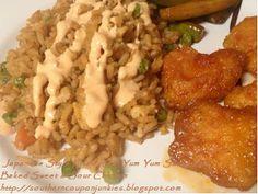 Japanese Steakhouse Style Fried Rice & Yum Yum (Shrimp) Sauce Recipe
