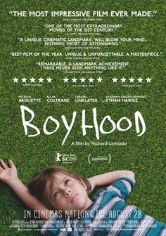 Boyhood (Richard Lin