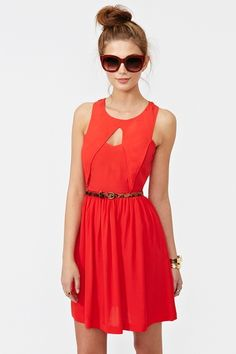 Need a red dress