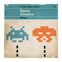Space Invaders by MonsterGallery, via Flickr