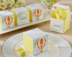 whimsical wedding favor boxes #wedding #favors #ideas #whimsical #boxes