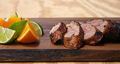Grill party! Margarita Pork Tenderloin is juicy, zesty, and perfect for all phases of the Fast Metabolism Diet. Thanks to Gina Roberts of Kiddler, Mo., for this finalist recipe.
