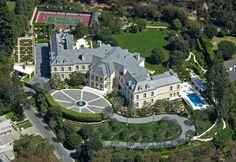 Petra Ecclestone's Bel Air Mansion