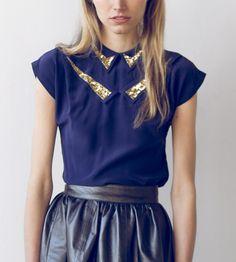 silk shirt, collar, shirt women