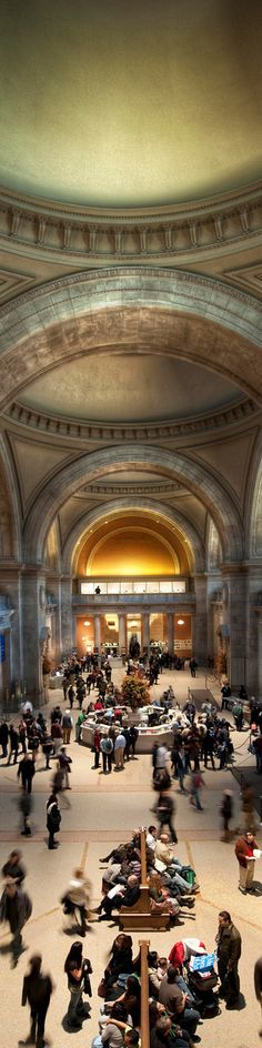 Lobby Of Met #newyork, #NYC, #pinsland, https://apps.facebook.com/yangutu