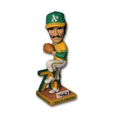 Come out to the park on April 21, 2012 to celebrate the A's 1972 World Series Champions Reunion. First 10,000 fans receive a Rollie Fingers Bobblehead presented by Comcast SportsNet California.