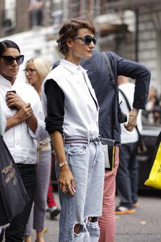 SS London Fashion Week primavera verano 2013