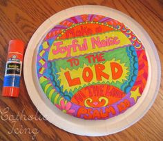 Christian crafts for kids!