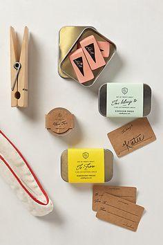 Classic Eraser Tin