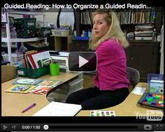 Everything you need for a successful year of guided reading! Whether you work with just one guided reading group in one day, or if you have several groups that cycle through your classroom each day, this helpful packet will give you countless lessons and supplements to make guided reading a breeze!
