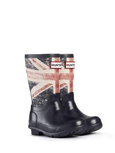 Original Kids British Wellington Boot   Rain Boots   Hunter Boots