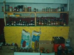 Winter Storehouse of Herbs and Wild Foods