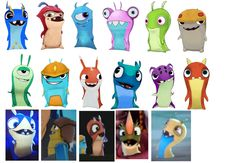 I need them all!!!