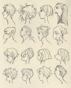 Facial Variations