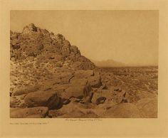 Ancient Shore Of Salton Sea