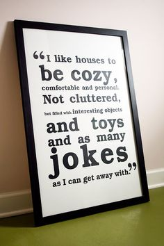 want this for the family room