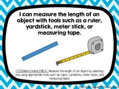 """2nd Grade Common Core Math:  """"I Can"""" printable posters!"""