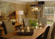 Dining Room by Daniel DeSantis Interiors | Dining Rooms & Breakfast Rooms | Photo Gallery Of Beautiful Decorated Rooms