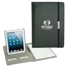 Rotating Case Tech Padfolio for Tablet.
