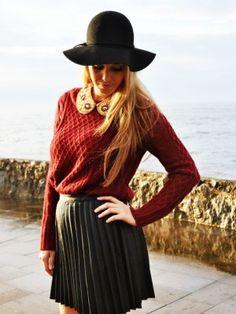 nery Outfit   Otoño 2012. Cómo vestirse y combinar según nery el 9-11-2012