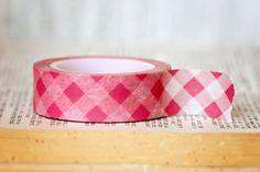 strawberry fields, roll, strawberri field, downtowntapecom, prints, washi tape, washi 199
